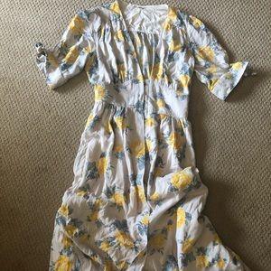 BRAND NEW-Free People Sun Dress